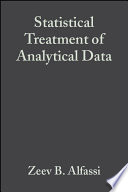 Statistical Treatment of Analytical Data
