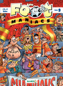 illustration Les Footmaniacs - Tome 9