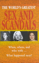 The World s Greatest Sex and Scandals