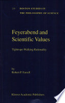 Feyerabend and Scientific Values