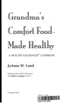 Grandma s Comfort Food   Made Healthy Book PDF