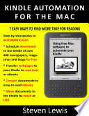 Kindle Automation for the Mac