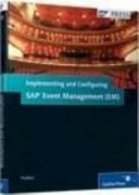 Implementing and Configuring SAP Event Management