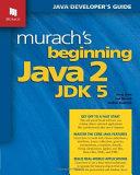 Murach s Beginning Java 2  JDK 5