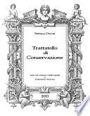 Trattatello di conservazione