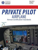 Private Pilot Airplane   Airman Certification Standards