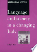 Language and Society in a Changing Italy