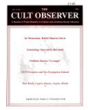 The Cult Observer