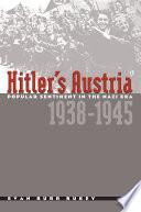 Hitler S Austria