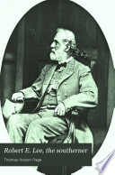 Robert E Lee The Southerner