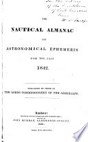 The Astronomical Ephemeris