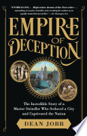 Ebook Empire of Deception Epub Dean Jobb Apps Read Mobile