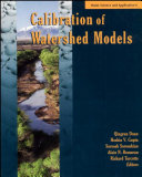 Calibration of Watershed Models