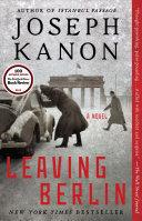 Leaving Berlin-book cover