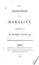 The Principles of Morality