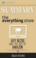Summary   the Everything Store