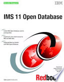 IMS 11 Open Database