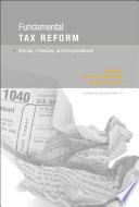 Fundamental Tax Reform