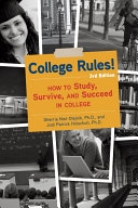 College Rules 3rd Edition book
