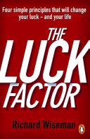 The Luck Factor Book PDF