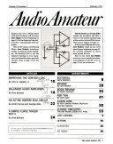 Audio Amateur