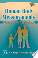 Human Body Measurements  Concepts And Applications