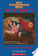 The Baby Sitters Club Mysteries  1  Stacey and the Missing Ring