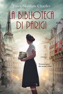 La biblioteca di Parigi Book Cover