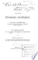 On hygiene
