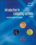 Introduction to Computing Systems  From Bits   Gates to C   Beyond