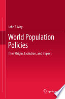 World Population Policies