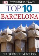 DK Eyewitness Top 10 Travel Guide: Barcelona