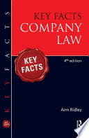 Key Facts Company Law