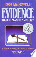 Evidence that Demands a Verdict  eBook