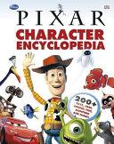 Disney Pixar Character Encyclopedia