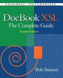 Docbook Xsl