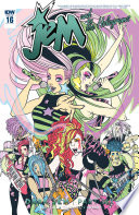 Jem And The Holograms  16 : confront looming threat of silica. but...