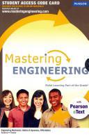 Engineering Mechanics Masteringengineering Access Card