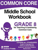 Common Core Middle School Workbook Grade 8