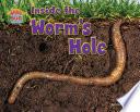 Inside the Worm's Hole