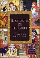 Les trois contes de Perrault - La Belle au Bois Dormant, Barbe Bleu, Cendrillon