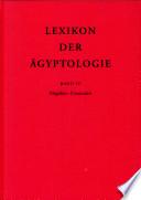 Lexikon der   gyptologie
