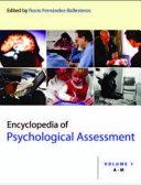 download ebook encyclopedia of psychological assessment pdf epub