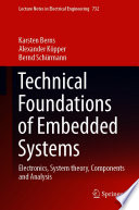 Technical Foundations Of Embedded Systems