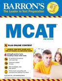 Barron s MCAT  3rd Edition