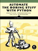 cover img of Automate the Boring Stuff with Python