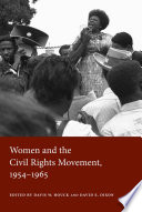 Women and the Civil Rights Movement  1954 1965