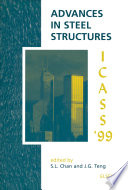 Advances In Steel Structures Icass 99  book