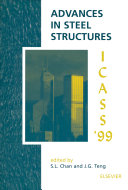 download ebook advances in steel structures (icass \'99) pdf epub