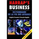 illustration du livre Harrap French Business Dictionary